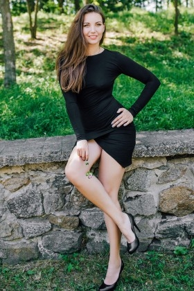 Julia from Cherkasy 22 years - girl for dating. My small primary photo.