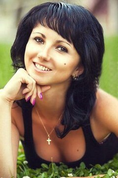 Anastasia from Dnepropetrovsk 25 years - loving woman. My mid primary photo.