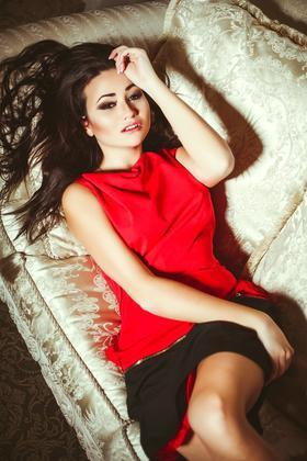 Anastasia from Donetsk 24 years - happy woman. My small primary photo.