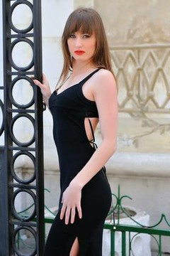 Maria from Simferopol 21 years - loving woman. My small primary photo.