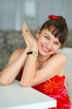 Tatiana from Rovno 34 years - look for fiance. My mid primary photo.