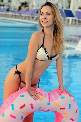 Alina from Zaporozhye 32 years - ukrainian bride. My small primary photo.