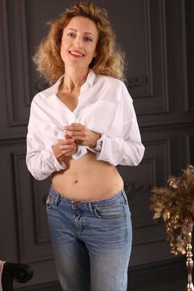 Natasha from Zaporozhye 40 years - single russian woman. My small primary photo.