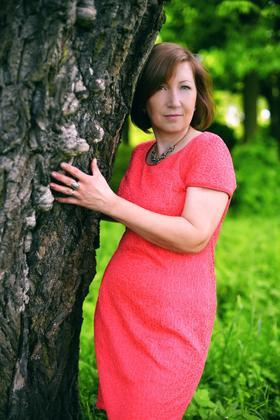 Maria from Ivanofrankovsk 47 years - introduce myself. My small primary photo.