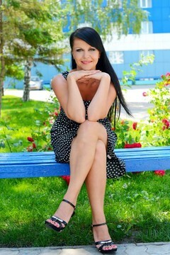 Inna from Sumy 34 years - loving woman. My small primary photo.