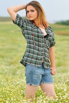 Taisiya from Simferopol 19 years - creative image. My small primary photo.
