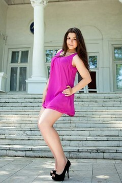 Ira from Odessa 19 years - romantic girl. My small primary photo.