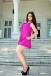 Ira from Odessa 18 years - romantic girl. My small primary photo.