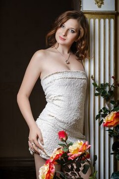 Julie from Nikolaev 19 years - looking for relationship. My small primary photo.