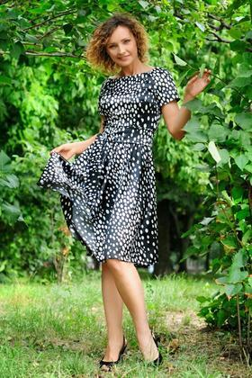 Alyona from Cherkasy 38 years - Warm-hearted girl. My small primary photo.