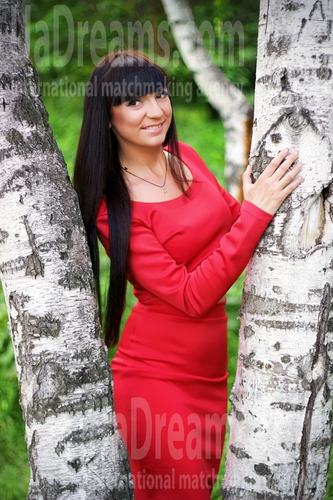 Lida from Zaporozhye 30 years - mysterious beauty. My small public photo.