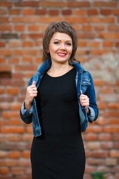 Nataliya from Kremenchug 38 years - looking for relationship. My small primary photo.