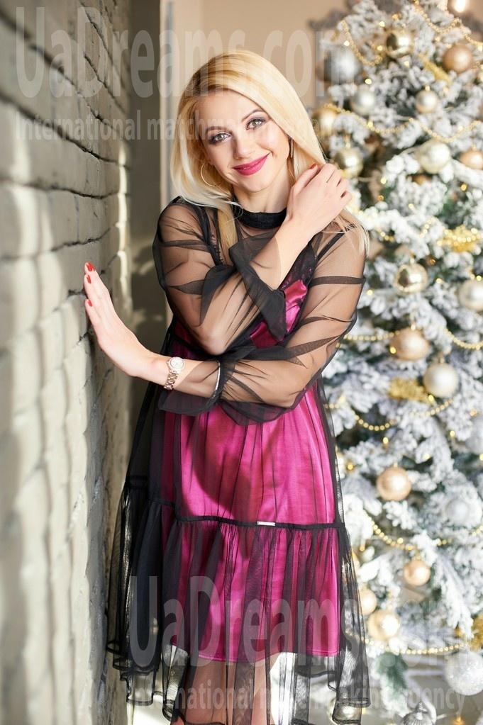 Oksana from Ivanofrankovsk 35 years - look for fiance. My small public photo.