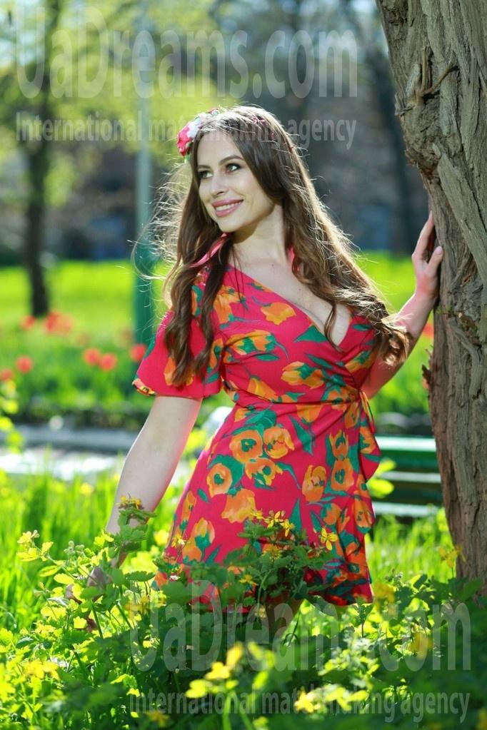 Elena from Odessa 30 years - sunny day. My small public photo.