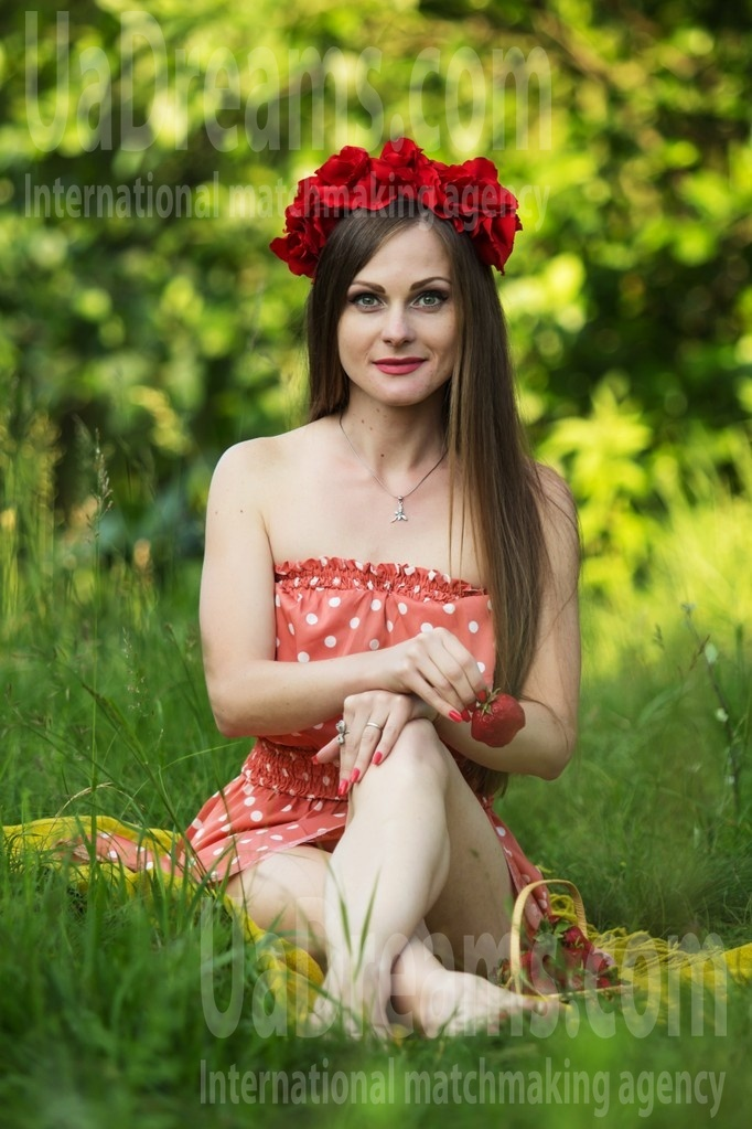 Nata from Kremenchug 33 years - desirable woman. My small public photo.