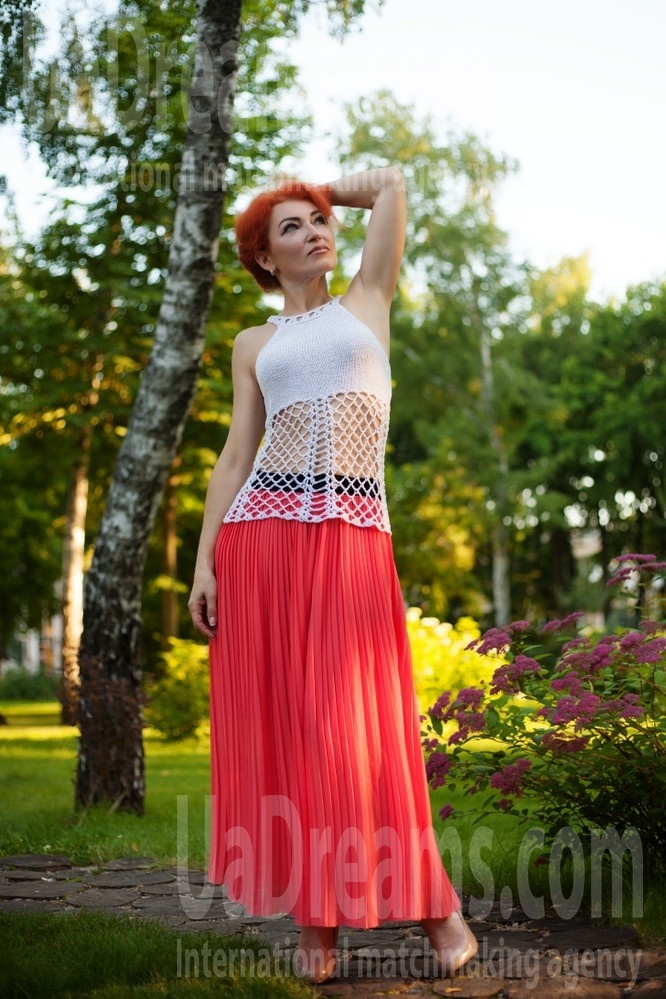Lubov from Kharkov 49 years - joy and happiness. My small public photo.