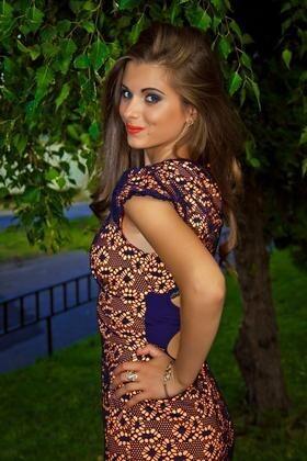 Olja from Cherkasy 21 years - seeking soulmate. My small primary photo.