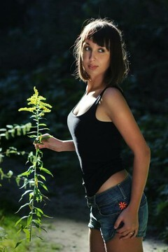 Elena from Rovno 28 years - looking for relationship. My small primary photo.