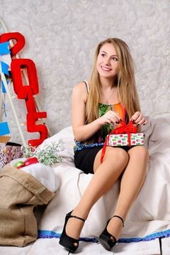 Mila from Cherkasy 20 years - single russian woman. My small primary photo.