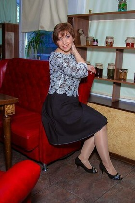 Vita from Cherkasy 39 years - looking for relationship. My small primary photo.