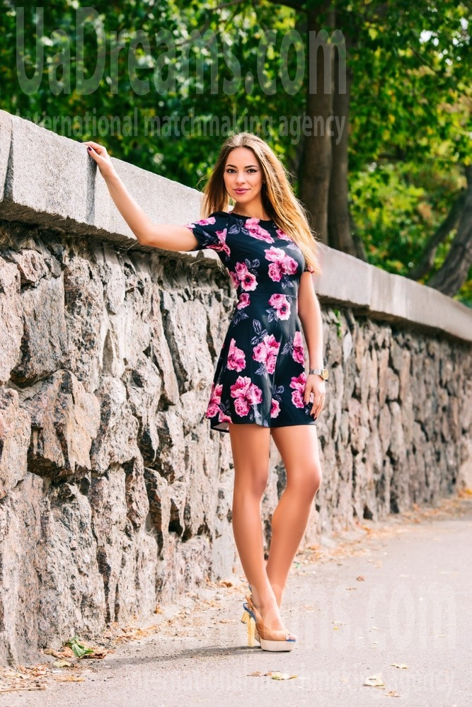 Anastasia from Cherkasy 23 years - searching life partner. My small public photo.