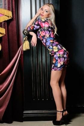 Anatasia from Cherkasy 21 years - favorite dress. My small primary photo.