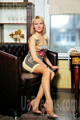 Sveta from Cherkasy 40 years - future bride. My small primary photo.