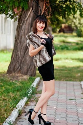 Julia from Cherkasy 31 years - photo gallery. My small primary photo.