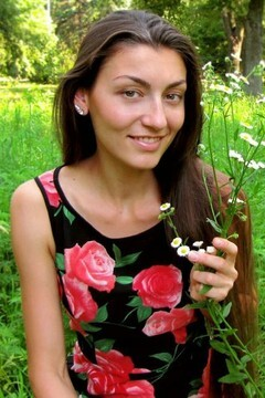 Anna from Kremenchug 24 years - introduce myself. My small primary photo.
