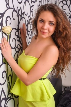 Olga from Ivanofrankovsk 21 years - seeking soulmate. My mid primary photo.
