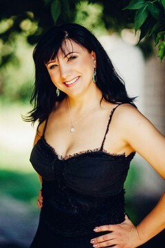 Oksana from Cherkasy 36 years - Music-lover girl. My mid primary photo.