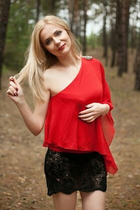 Svetlana from Kharkov 34 years - girl for marriage. My small primary photo.