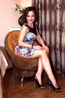 Helga from Cherkasy 38 years - Music-lover girl. My small primary photo.