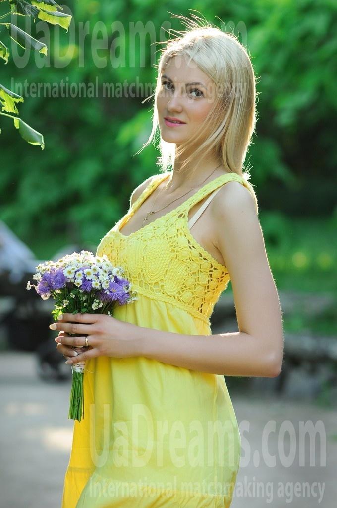 Alina from Rovno 24 years - future bride. My small public photo.