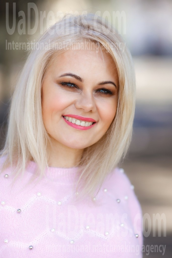 Alyona from Kremenchug 41 years - carring woman. My small public photo.