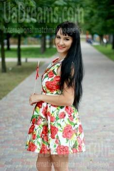 Alyona from Kremenchug 30 years - ukrainian woman. My small public photo.