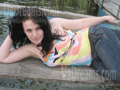 Yulia from Lutsk 26 years - sunny smile. My small public photo.