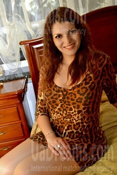 Ruslana from Lutsk 27 years - seeking man. My small public photo.