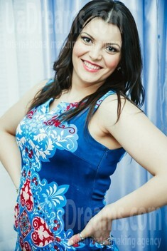 Ruslana from Lutsk 27 years - Kind-hearted woman. My small public photo.