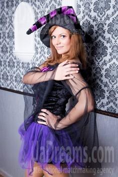 Ruslana from Lutsk 28 years - seeking man. My small public photo.