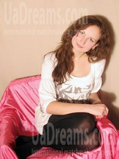 Olga from Lutsk 20 years - seeking soulmate. My small public photo.