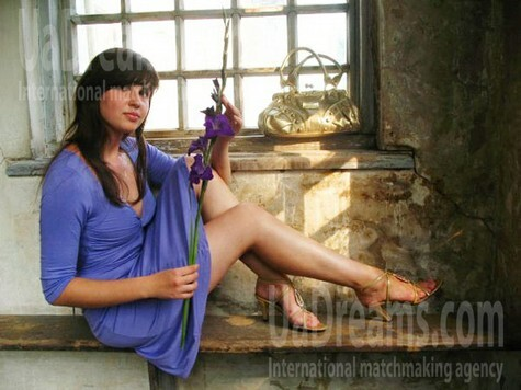 Natalia from Lutsk 27 years - creative image. My small public photo.