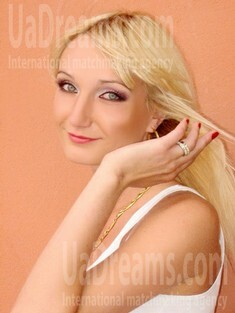 Irina from Lutsk 28 years - searching life partner. My small public photo.