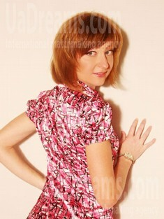 Nataliya from Lutsk 33 years - girl for marriage. My small public photo.
