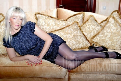 Lyuda from Lutsk 35 years - desirable woman. My small public photo.