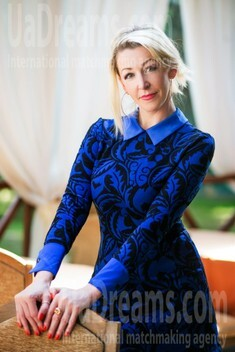 Lyuda from Lutsk 37 years - bride for you. My small public photo.