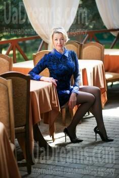 Lyuda from Lutsk 37 years - future bride. My small public photo.