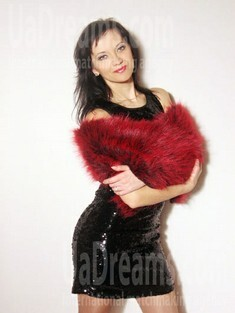 Irina from Lutsk 31 years - eyes with love. My small public photo.