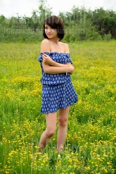 Olya from Lutsk 24 years - future bride. My small public photo.