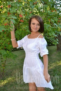 Olya from Lutsk 24 years - seeking man. My small public photo.